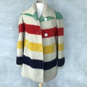 Jackets & Blazers - Hudson Bay Blanket Coat